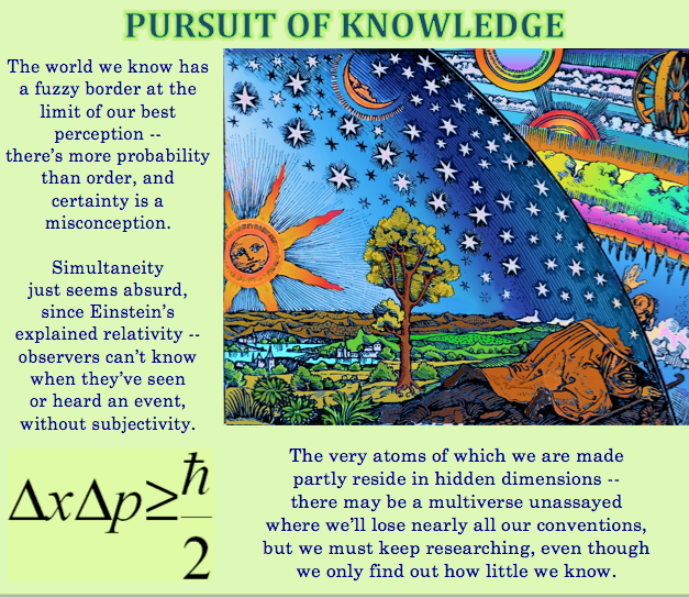pursuit of Knowledge tw