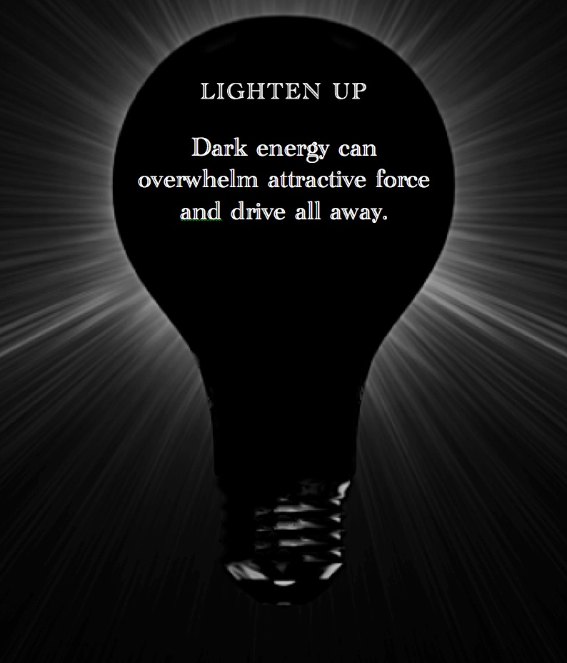 LIGHTEN UP haiku