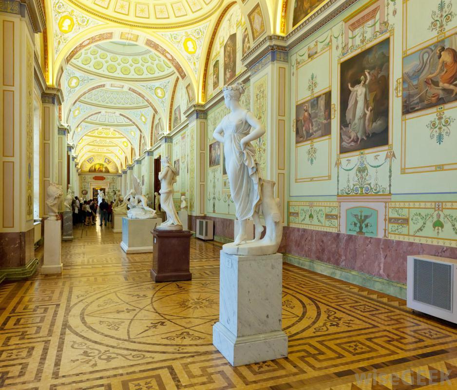 a-museum-hallway