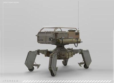 699874f084c32985fc39a14484f58c5a--scifi-robots