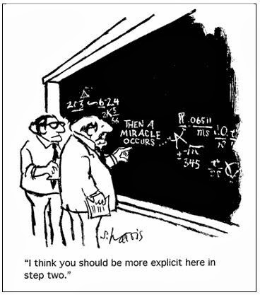 Then a Miracle Occurs cartoon Sidney Harris.JPG