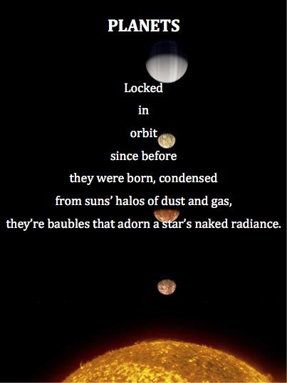 planets fibonacci
