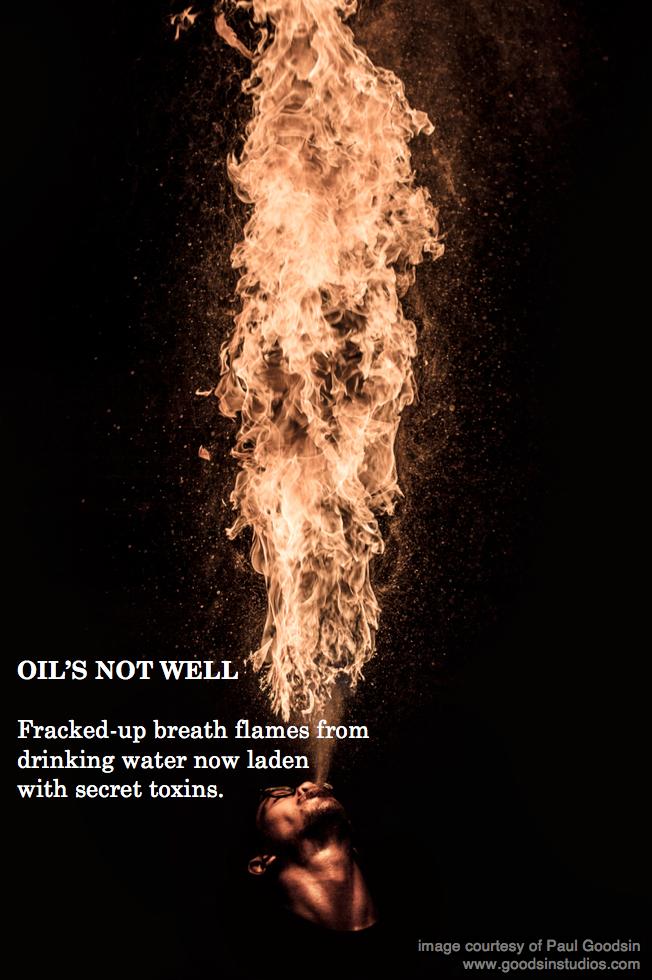 OIL'S NOT WELL
